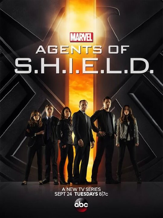 Marvels Agents of SHIELD S.H.I.E.L.D. COMPLETE S 1-7
